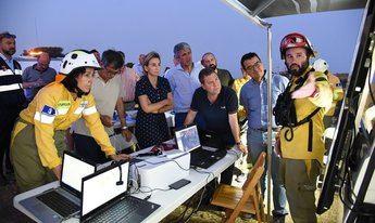 La Junta de Castilla-La Mancha incide en la importancia de la prevención para evitar incendios
