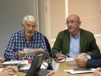 Aumentan los integrantes del Sistema Nacional de Protección Civil que se formarán gracias a la colaboración entre Cruz Roja y la Junta