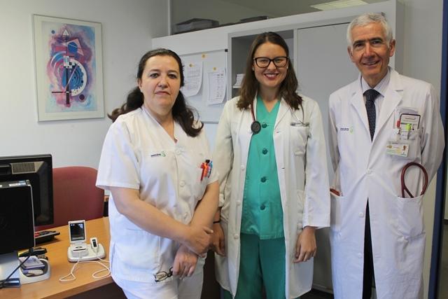 La Unidad de Insuficiencia Cardiaca del Hospital de Toledo recibe acreditación excelente de la Sociedad Española del Corazón