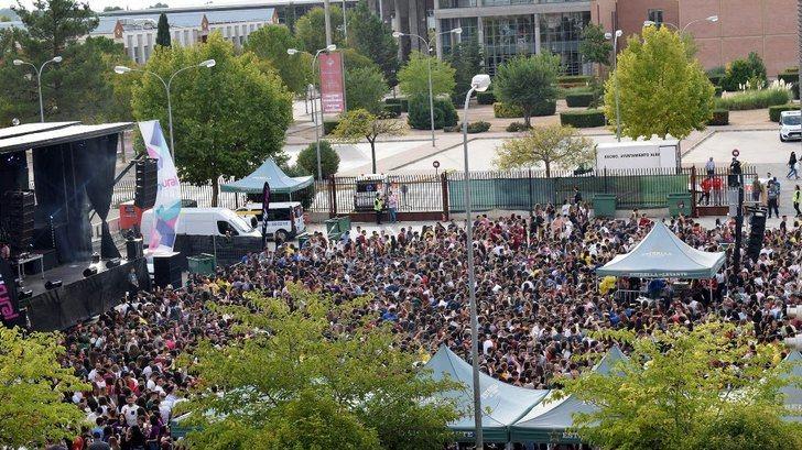 5.000 universitarios se dan cita en el ncuentro 'Intercampus 2019' en el Campus de Albacete