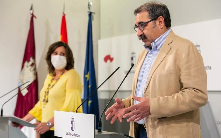 Sanidad da por controlados los brotes de Tarazona y Albacete y estabilizado el de Socuéllamos