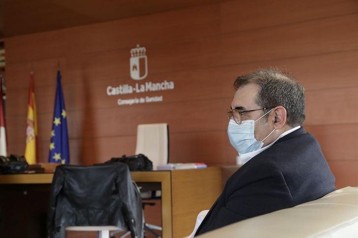 El 10 de abril de 2020, con 109 fallecidos de Castilla-La Mancha, el peor día en un año de pandemia