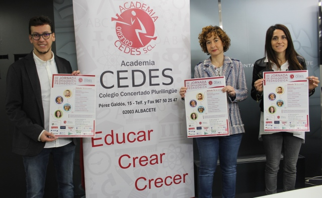 Albacete se prepara para las III Jornadas de divulgación pedagógica, con la colaboración del Ayuntamiento