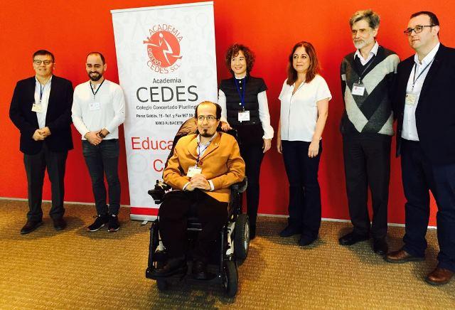 Jornadas de divulgación pedagógica del colegio Cedes de Albacete