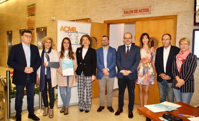 Séptima edición en Albacete de las Jornadas de Sensibilización de ACMIL