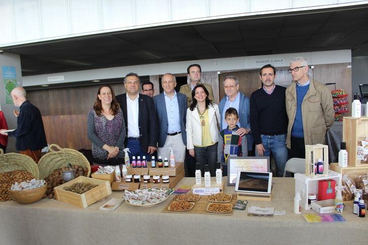 Inaugurada en Albacete la Feria de Agricultura Ecológica Biodinámica
