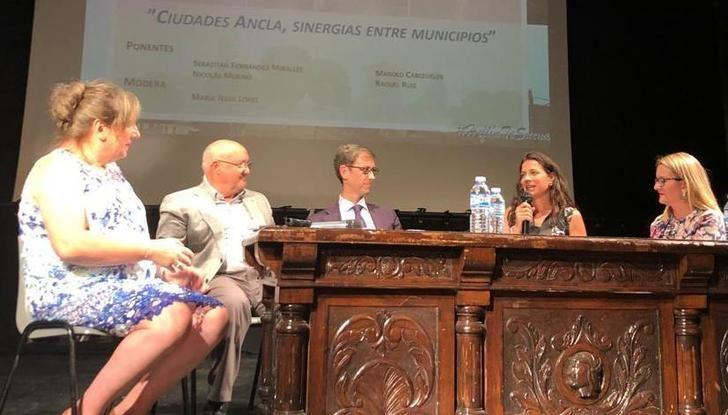 El turismo sostenible, aspiración para Junta y Diputación de Albacete, expresada en las Jornadas celebradas en Hellín