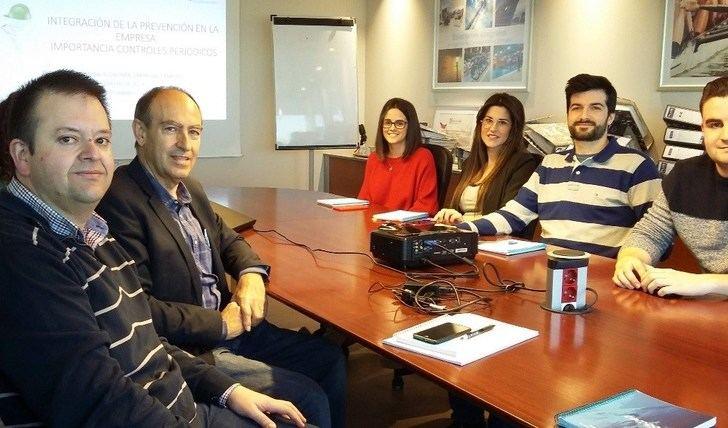 """Jornada sobre concienciación de riesgos laborales en Albacete como """"herramienta de eficiencia en los centros de trabajo"""""""