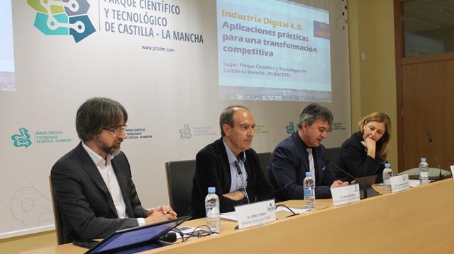 70 Empresas de Albacete participan en unas jornadas sobre industria digital