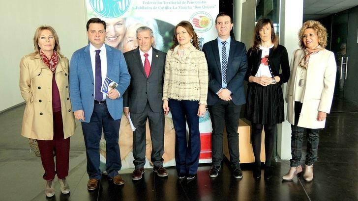 Se desarrollan en Albacete las Jornadas de 'Envejecimiento, Asociacionismo y Voluntariado'