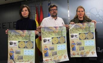 Todo preparado para las VI Jornadas de 'Esparto, Naturaleza y Cultura' en la Casa de la Cultura José Saramago de Albacete
