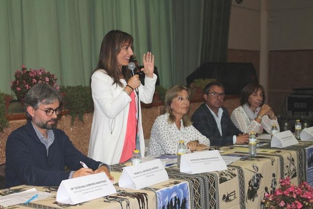 El Instituto de la Mujer de CLM valora el avance que supone la Ley por una sociedad libre de violencia de género en el mundo rural