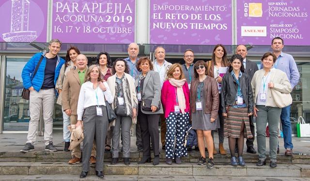 Profesionales de Medicina y Enfermería del Hospital de Parapléjicos de Toledo comparten su experiencia en unas Jornadas Nacionales