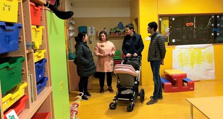 Jornadas de puertas abiertas en las Escuelas Infantiles Municipales de Albacete