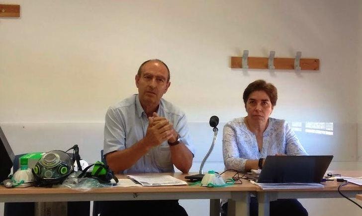 Jornada técnica 'Equipos de protección individual. Protección Ocular, cabeza y vías respiratorias', en Albacete