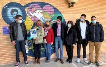 Buenos resultados de 'Proyecta tu patio', una iniciativa del colegio José Serna con la colaboración del Ayuntamiento de Albacete