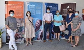 El Ayuntamiento de Albacete colabora con la exposición 'Equidad en salud', de Medicus Mundi