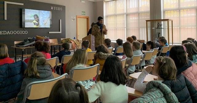 Alumnos de siete colegios de Albacete se acercan a realidades educativas a través de un taller en El Museo del Niño