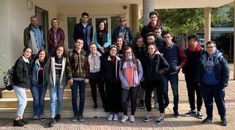 200 alumnos podrán 'Dedicar tiempo al tiempo en Albacete', gracias a un proyecto cto del Ayuntamiento y la AEMET