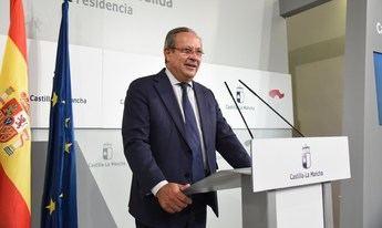 El techo de gasto en Castilla-La Mancha para 2022 asciende a 7.577 millones de euros, 15 más que el año pasado