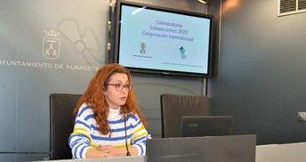 El Ayuntamiento de Albacete subvenciona 20 proyectos de cooperación internacional