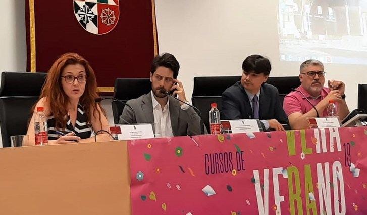 Participación municipal en el Curso de Verano de la UCLM en Albacete