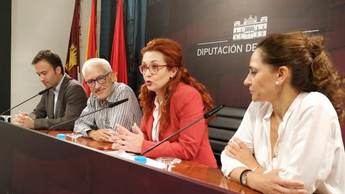 La Diputación se vuelca con los actos del Día Mundial de la Parada Cardíaca que se celebrarán en Albacete