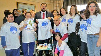 El alcalde de La Roda (Albacete), enfermo de ELA, pide más sensibilidad y coordinación