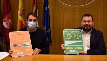 La Diputación pone en marcha 'Rutas deportivas Albacete' con circuitos para trail, senderismo, BTT y ciclismo