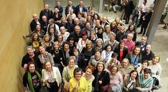 Emotivo acto para los casi 100 profesionales que se jubilan este año en el Área Integrada de Albacete
