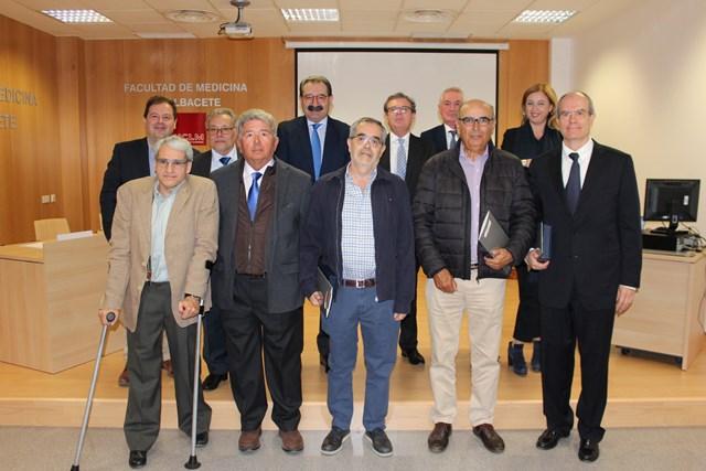 La Junta agradece a los sanitarios su implicación como docentes en la Facultad de Medicina de Albacete