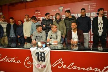 Los jugadores del Albacete agradecen los apoyos recibidos tras accidente de Pelayo