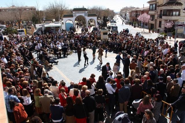 Miguel Esteban (Toledo) celebra su tradicional Fiesta de la Jota Pujada desde hace 300 años