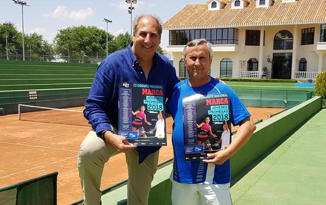Semana grande del tenis en Albacete, del 1 al 9 de septiembre, con disputa de tres torneos, uno de ellos el Trofeo de Feria