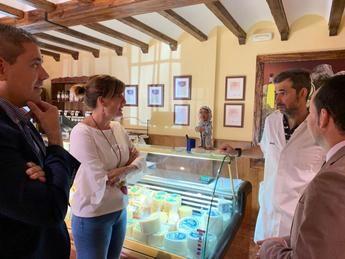 Castilla-La Mancha seguirá estimulando las exportaciones del sector agroalimentario con distintas líneas de ayudas y subvenciones