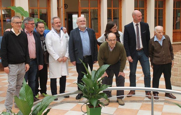 Junta, Diputación y Ayuntamiento de Hellín trabajan juntos para la mejora de la residencia de 'Los Hermanos Franciscano de la Cruz Blanca'