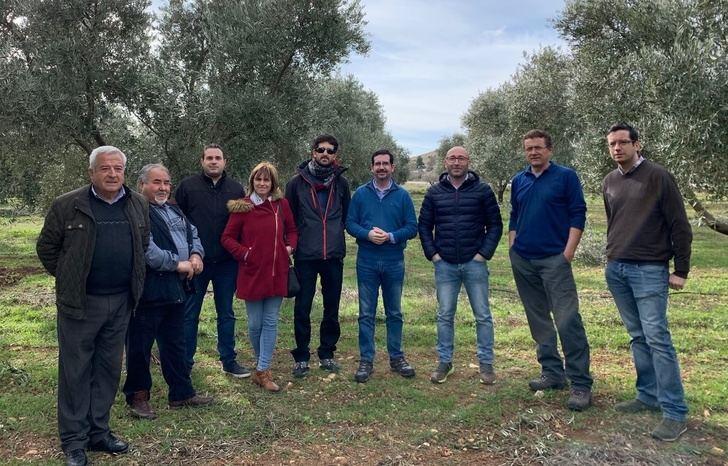 La Junta de Castilla-La Mancha impulsará una mayor protección de la Nuez de Nerpio