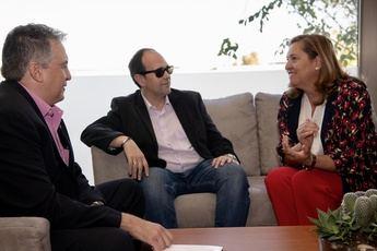 314 alumnos con discapacidad visual estudian en centros de Castilla-La Mancha