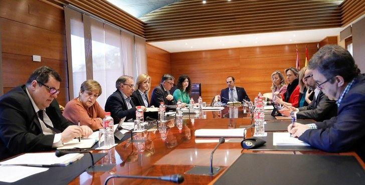 El próximo Pleno de las Cortes de Castilla-La Mancha debate las enmiendas a la totalidad de los Presupuestos de 2020