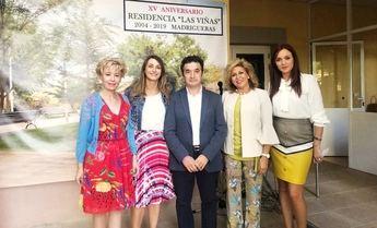 La Junta de Castilla-La Mancha reconoce la labor que se hace en la residencia de mayores 'Las Viñas' de Madrigueras (Albacete)