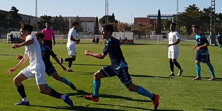 El Albacete juvenil logra una sorprendente e importante victoria en Valencia (1-3)
