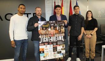 Albacete acogerá el próximo 27 de abril el sexto trofeo internacional de Kick Boxing 'La Navaja'