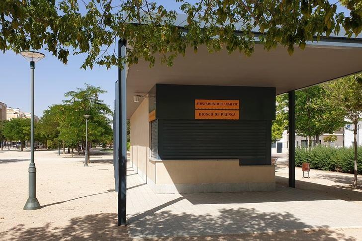 Los ocho kioscos de lectura de verano abren el próximo jueves en Albacete