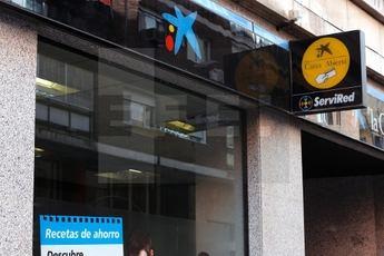 Trabajadoras de CaixaBank de toda la región se concentrarán este martes en Toledo como medida de protesta ante el ERE
