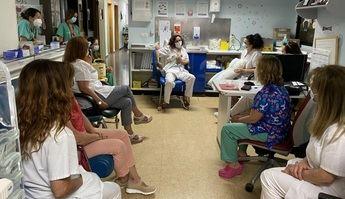 La Gerencia de Atención Integrada de Albacete forma a sus profesionales sanitarios en la lactancia materna