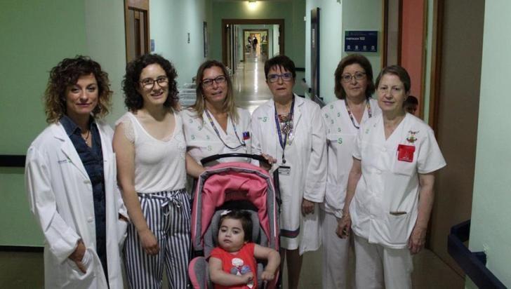 La guía de buenas prácticas mejora en Albacete el asesoramiento a las madres lactantes en la hospitalización
