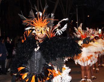 La Roda despedirá este sábado el carnaval de 2020 con un gran desfile de clausura