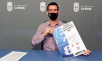 La Roda destinará este año 6.000 euros a ayudas a deportistas individuales
