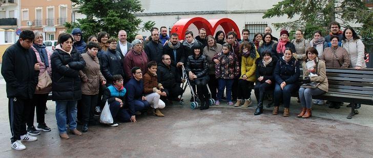 El Ayuntamiento de La Roda pone en marcha oficialmente los tres primeros 'corazones solidarios'