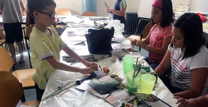El Centro Joven de La Roda presenta 'Campamento creativo', para niños de 6 a 12 años, del 19 al 30 de agosto
